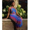 Tye Dye Wrap Skirt/Dress